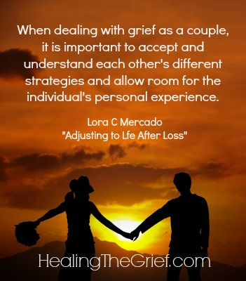 Dealing With Grief as a Couple