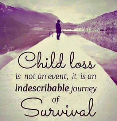 child loss quote
